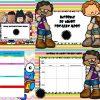 Excelente formato de Informe de niños focalizados y fichas descriptivas del grupo