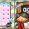 Lindo calendario del mes de agosto del 2017 para organizar nuestras actividades