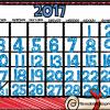 Calendario del mes de julio para organizar nuestras actividades