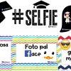 Geniales diseños para realizar selfis en las graduaciones