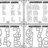 Estupendo material coloreando letras en rompecabezas para preescolar, primer y segundo grado de primaria
