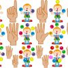 Fabuloso diseño para numeral o memorama para preescolar y primer grado de primaria