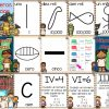 Estupendos diseños para enseñar y aprender los números egipcios, mayas y romanos