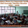 Videos para la segunda sesión del consejo técnico escolar 2017 – 2018
