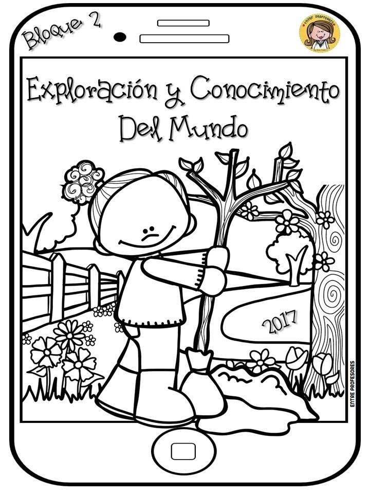 Fantásticas Portadas De Los Campos Formativos De Preescolar