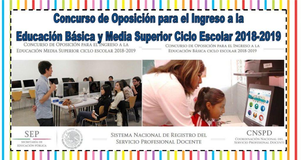 Y Los Organismos Descentralizados Correspon Ntes Invitan A Participar En El Concurso De Oposicion Para El Ingreso A La Educacion Media Superior