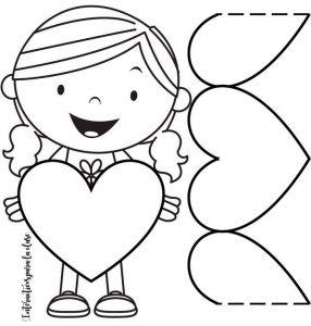 Genial Y Creativa Tarjeta Para El Día Del Amor Y La Amistad