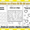 Maravillosas actividades para primer y segundo grado de primaria con el tema del día del amor y la amistad