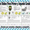 Maravillosas actividades de sílabas para primer y segundo grado de primaria