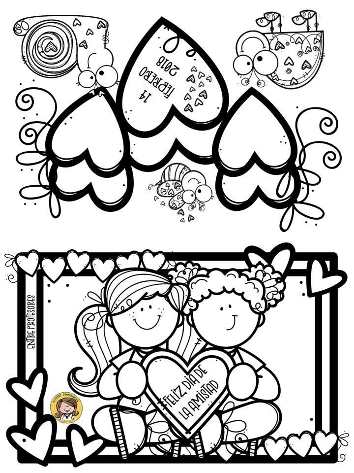 Lindo Memorama Tarjetas Dibujos Y Detalles Para El Día Del Amor Y