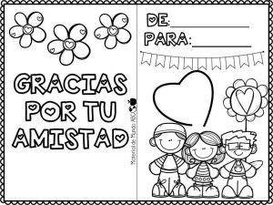 Bonitas Pulseras Separadores Cartas Y Dibujos Del Día Del