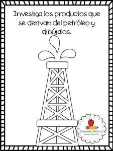 Genial Y Creativa Lapbook De La Expropiación Petrolera De