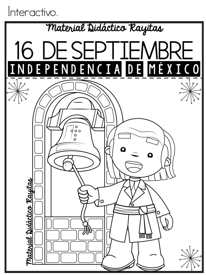 Espectacular material interactivo de la Independencia de México 16 ...
